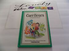 "1983 Care Bears ""A friend for Frances"" - PARKER BROS Storybook"