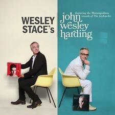 Wesley Stace - Wesley Stace's John Wesley Harding (Feat The Jayhawks) (NEW CD)
