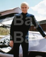 "UFO (TV) Ed Bishop ""Edward Bishop"" 10x8 Photo"