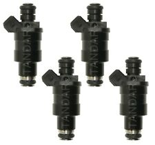 Set of 4 Standard Fuel Injectors for Mustang Thunderbird Cougar XR4Ti 2.3L L4