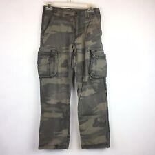 Arizona Camo Cargo Pants 14 S  Reg Boys Woodland