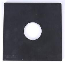Photograph Camera accessory Photo studio Sinar Horseman Lens Board Copal #1