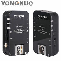 Yongnuo Updated YN-622C HSS + TTL Wireless Flash Trigger 1/8000 for Canon EOS