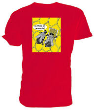 Lost Bees T shirt, Cartoon/Humour, Choice of size & colours