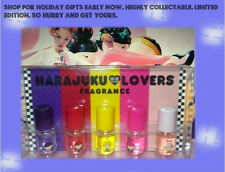 HARAJUKU LOVERS 5 Pc WICKED STYLE mini ROLLER Ball set NEW G make it NICE gift