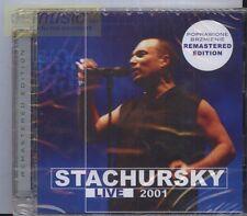 = STACHURSKY - LIVE 2001  / REMASTERED EDITION / CD sealed / stachurski
