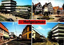 Hofgeismar , Ansichtskarte , 1980 gelaufen