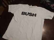 2011 Bush Concert Shirt !