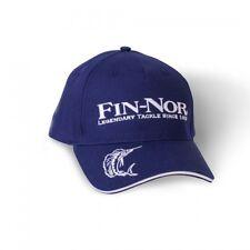 Fin-Nor NEW Fishing / Baseball Cap - BLUE -  9788091