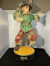 Gemmy Animated the Wizard of Oz Scarecrow Loose 8906/10000   Tested  