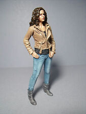 1/18  GIRL  FIGURE  FAST  AND  FURIOUS  LETTY  PAINTED  BY  VROOM  MINICHAMPS