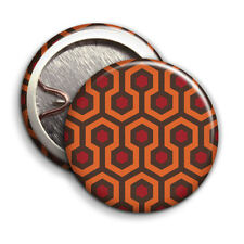 The Shining - Carpet Pattern - Button Badge - 25mm 1 inch