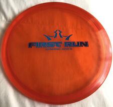 Fugitive Lucid 1st Run 179g Red Dynamic Discs New *Prime* Disc Golf Rare