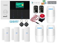 O70 WiFi Cloud APP Internet GSM GPRS Wireless Home Security Alarm Burglar System