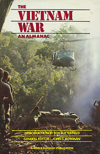 THE VIETNAM WAR: An Almanac edited by John S. Bowman 1985 HC 1Ed