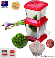 Stainless Steel Onion & Vegetable Chopper / Nuts & Chilly Cutter $ 14.99