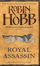 Royal Assassin (The Farseer Trilogy - Book 2): 2/3,Robin Hobb