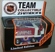 1997 TEAM COLLECTIBLE PHOENIX COYOTES ZAMBONI CAR*NEW NHL ICE HOCKEY TOY IN BOX!