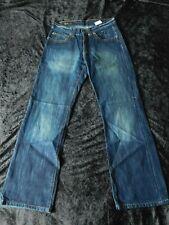 Mexx Jeans W30 L32, Denim dark blue, Made in Turkey