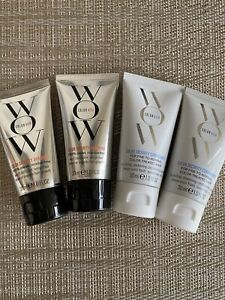 Color Wow Color Security Shampoo & Conditioner 4x 30ml Travel Set