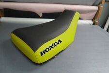 Honda Rubicon 500 2001-04 Logo Yellow Sides Seat Cover #nw1792mik1791