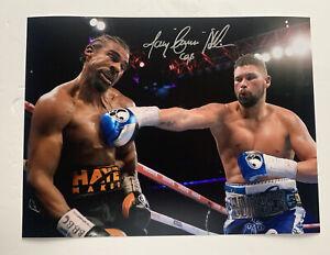 Tony Bellew Fantastic Hand Signed Photo £29.99