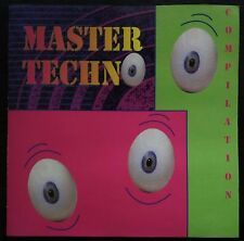 Master Techno Compilation CD NM/VG+  Discomagic Records ‎– CD/797 1993