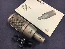 AKG C2000B Cardiod Condenser Microphone  Made in Austria