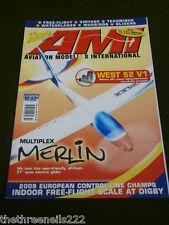 AVIATION MODELLER INT - MULTIPLEX MERLIN - FEB 2010