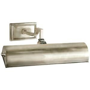 "Visual Comfort Dean 12"" Picture Light in Brushed Nickel AH2701BN"