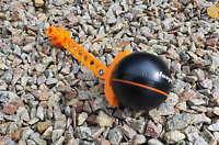 Orange Deeper Pro Plus Chirp fish finder bait boat mount Arm  All deeper sonar