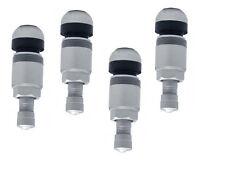 4 pc TPMS Wheel Valve Stem Set Kit for BMW Fits on RDV021 RDE012 RDE008