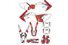 Honda CRF 450X 2005-2014 graphic kit stickers kit decals crf450x CR450X  05-14