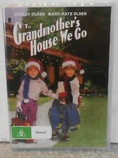 To Grandmother's House We Go (DVD ) RARE BRAND NEW ALL REGIONS