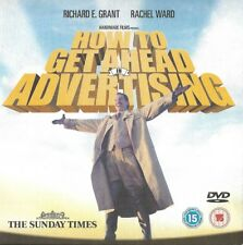 HOW TO GET AHEAD IN ADVERTISING<> RICHARD E. GRANT<>Times Promotional DVD