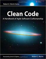 Clean Code: A Handbook of Agile Software Craftsmanship PAPERBACK 2008