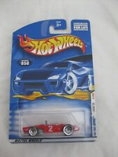 Hot Wheels 2002 First Edition Ferrari 156 Error Wheels Mint In Card