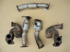 Subaru Liberty B4 Gen 3 Twin Turbo Exhaust Manifolds Factory Setup A428