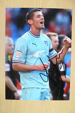 Signed Colour Pictures- LUKAS JUTKIEWICZ at Middlesbrough FC (7x5 inch)
