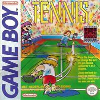 Tennis - Nintendo Game Boy