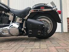Harley Davidson HULK Black Schwingentasche Seitentasche Satteltasche HD schwarz