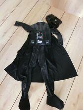 Kostüm mit Maske Darth Vader Jungen oder Mädchen 3-teilig von C&A Größe 8-10 J.