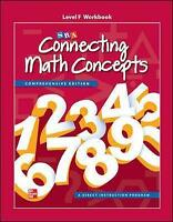 Connecting Math Concepts Level F, Workbook by McGraw-Hill Education|Engelmann, S