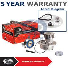 Gates Timing Cam Belt Water Pump Kit For Citroen Fiat Peugeot KP15575XS