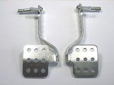 Vintage Pedals Pair Brake Throttle Kit Go Kart Racing Chassis Fun Cart FREE SHIP