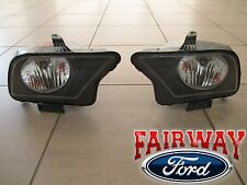 07 thru 09 Mustang SVT Shelby GT500  OEM Ford Halogen Head Lamps Lights PAIR