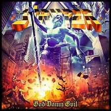 God Damn Evil STRYPER CD ( FREE SHIPPING)