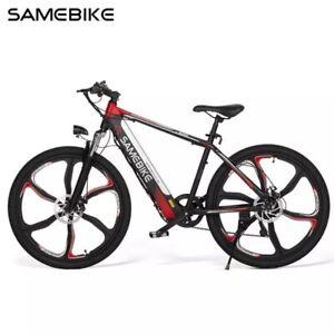 26inch Electric Mountain E-Bike Bicycle Shimano 36V m Battery (free shipping)