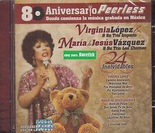Virginia Lopez & Su Trio Imperio,Maria de Jesus Vazquez  y su Trio Los Chamas