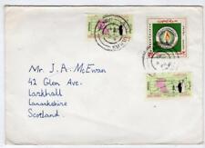 KUWAIT: 1965? cover to Scotland (C32331)